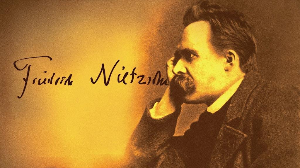 Friedrich Nietzsche föddes 1944 och dog 1900.