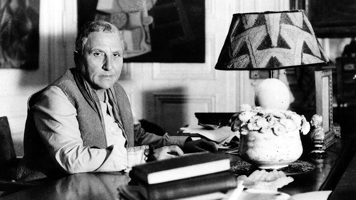 Gertrude Stein.