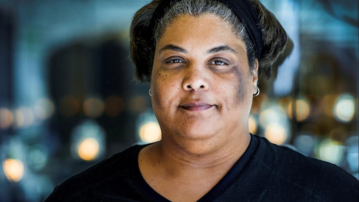 Roxane Gay, amerikansk feministisk författare