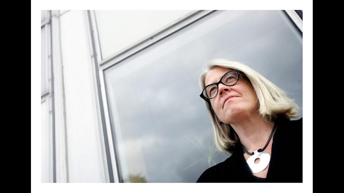 Ulrika Knutson Foto: Fredrik Persson/Scanpix