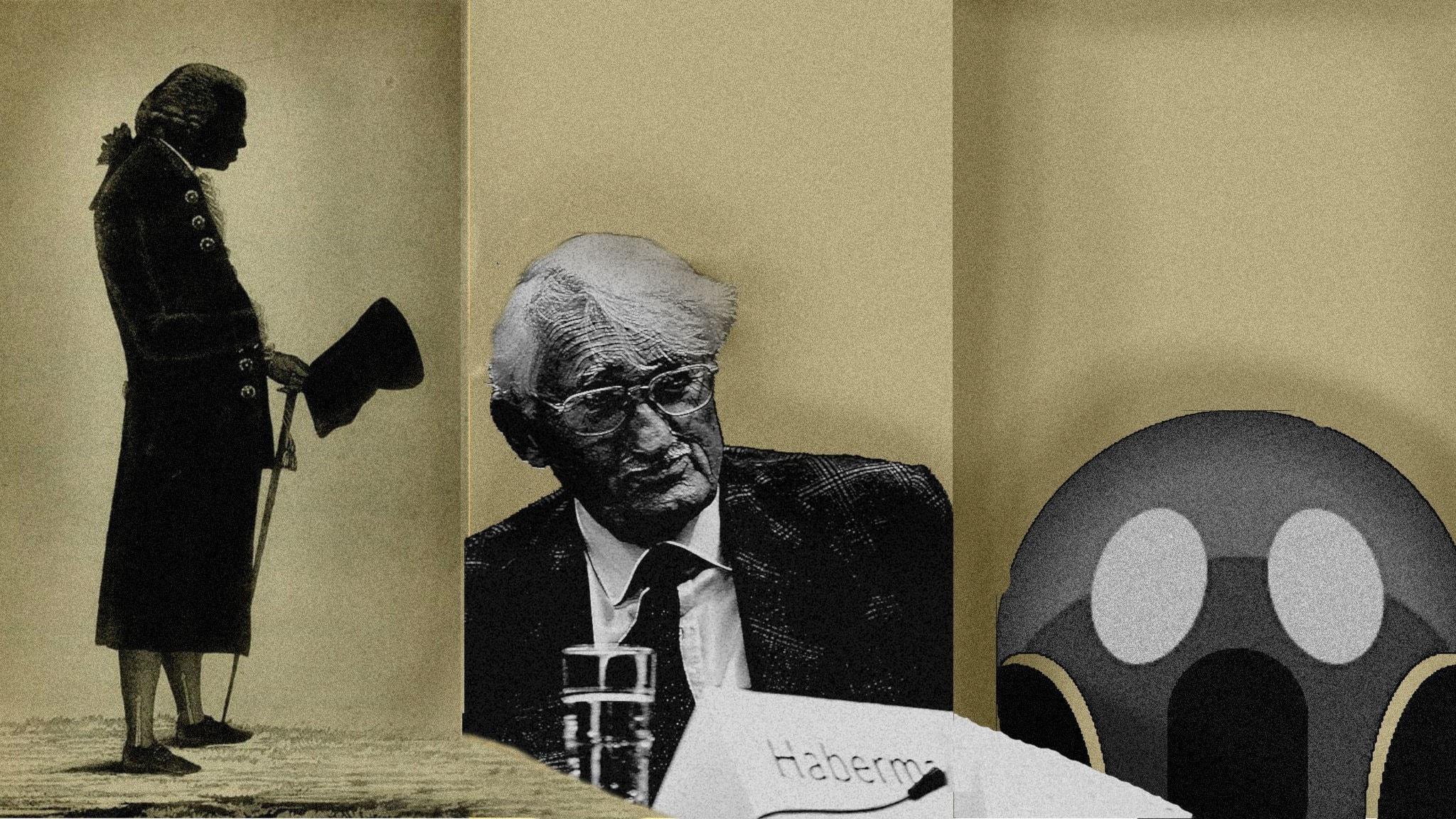 Från Kant, till Habermas till en digital offentlighet fylld av kritiskhet och sanninghet.