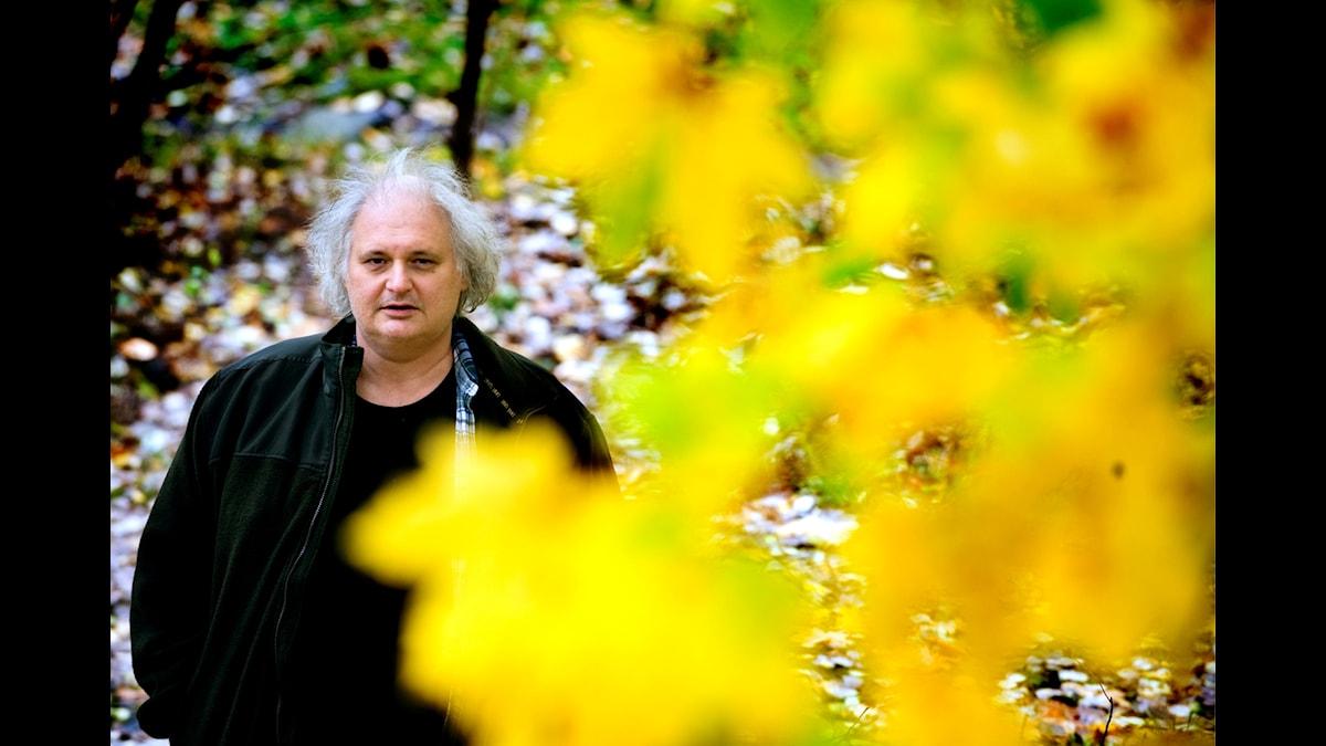 Göran Greider – en trädgårdsmänniska.