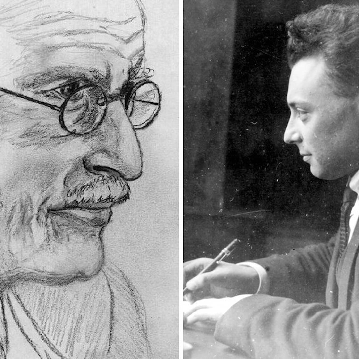 Mötet: Pauli och Jung på slak lina över avgrunden