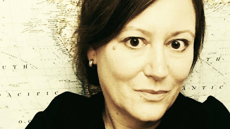 Annina Rabe. Foto: Privat