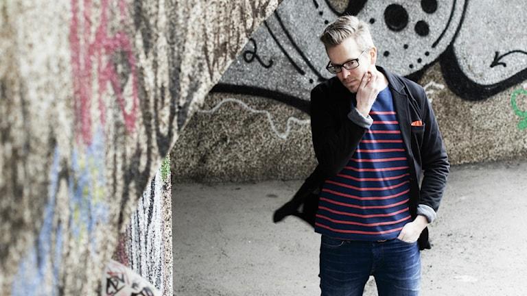Mattias Hagberg. Foto: Carina Gran