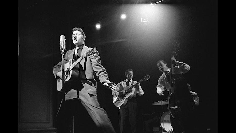 Elvis Presley Foto: Alfred Wertheimer