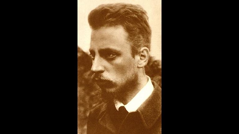 Poeten Rainer Maria Rilke