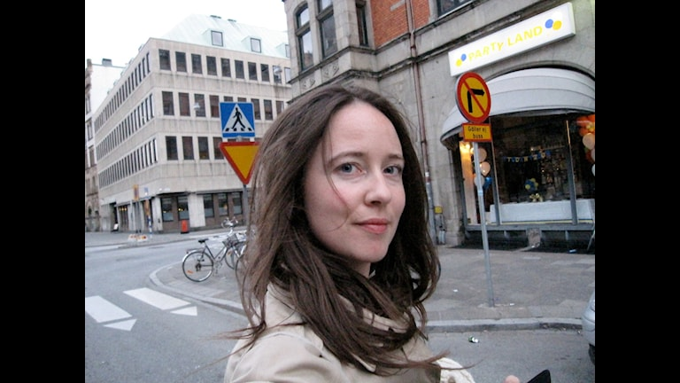 Julia Svensson, kulturjournalist