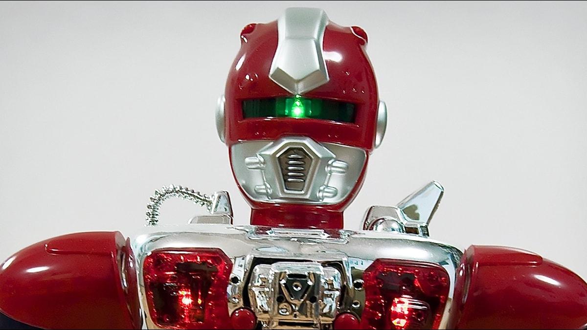 Leksaksrobot