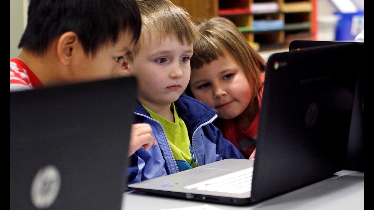 Programmering i förskolan