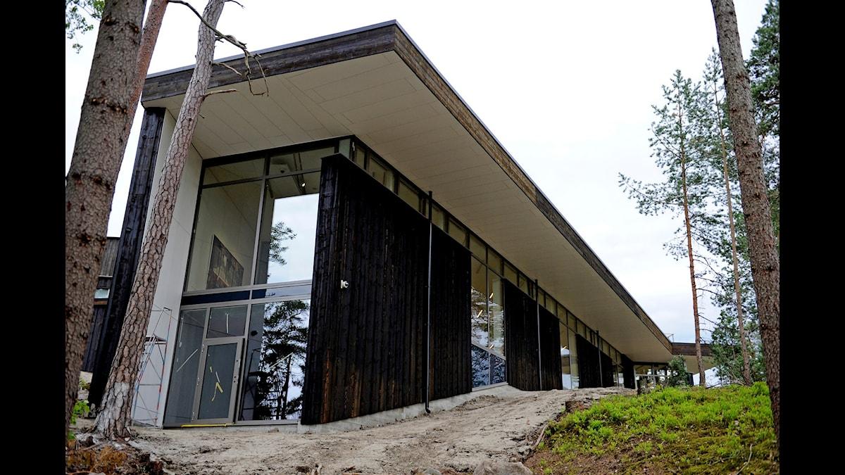 Även Sverige har nåtts av trenden med privata konsthallar. 2012 öppnade Artipelag på Värmdö.