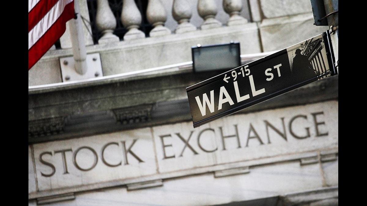 Wall street har på film blivit en symbol för den krisande kapitalismen.