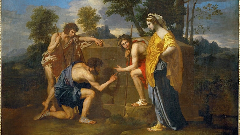 Poesins metaforer 4: Arkadien