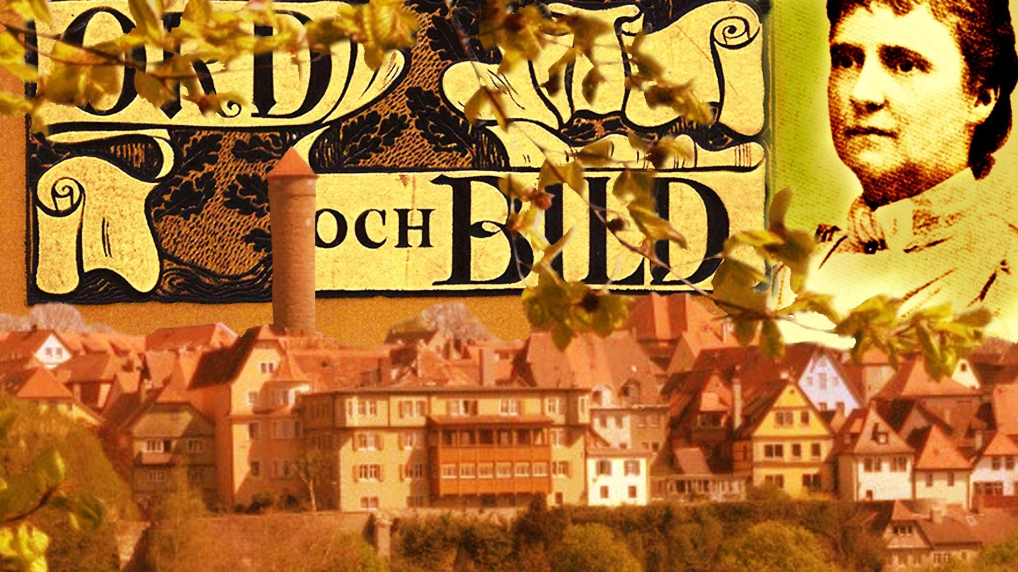 Eller Fries skrev om Rothenburg ob der Tauber i Ord & bild 1893.