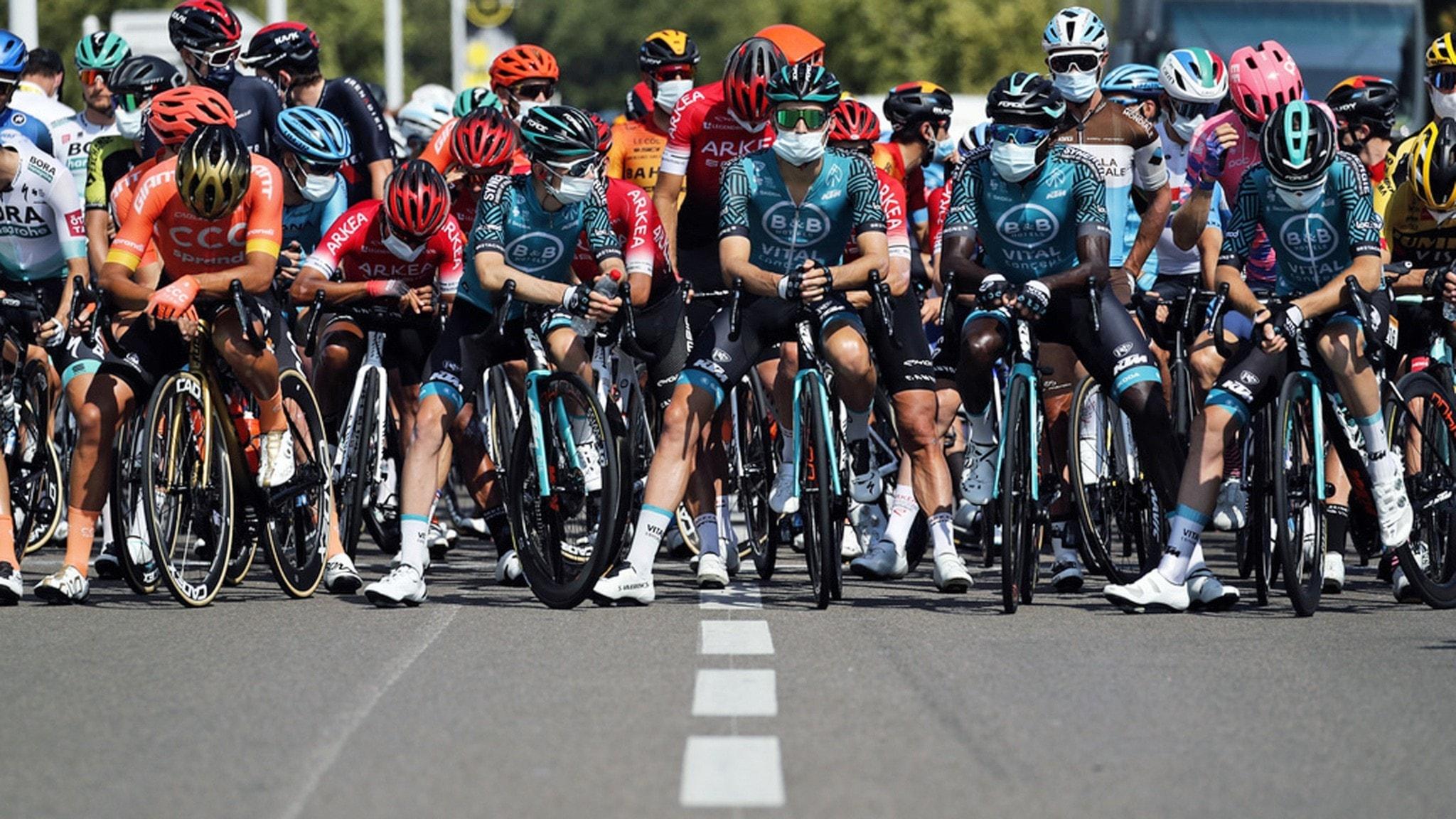 I väntan på startskottet: Tour de France 2020
