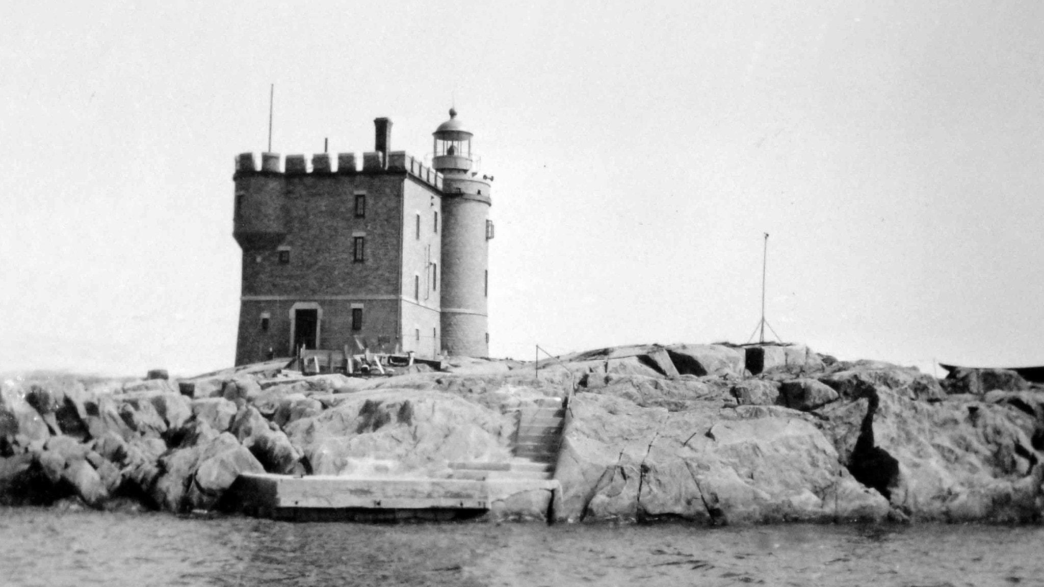 Tjärvens fyr 1929