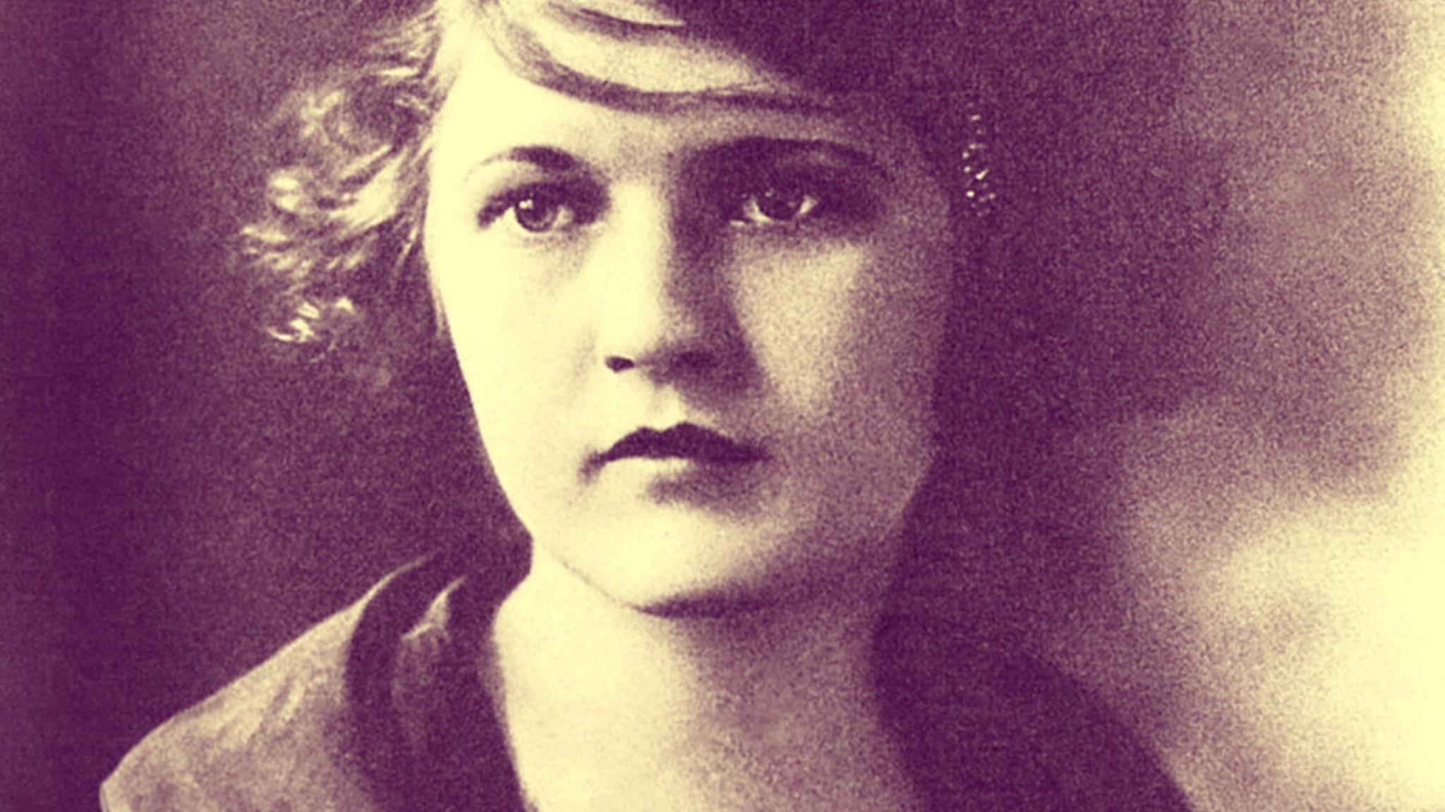 Zelda Fitzgerald,1900–1948.