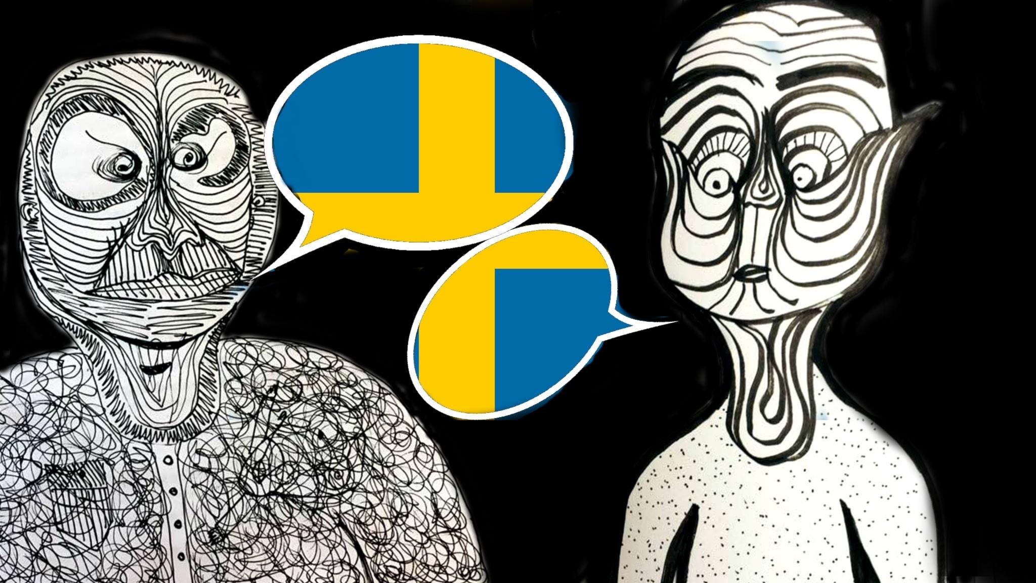 I Sverige talar vi svenska! (bland annat) - spela