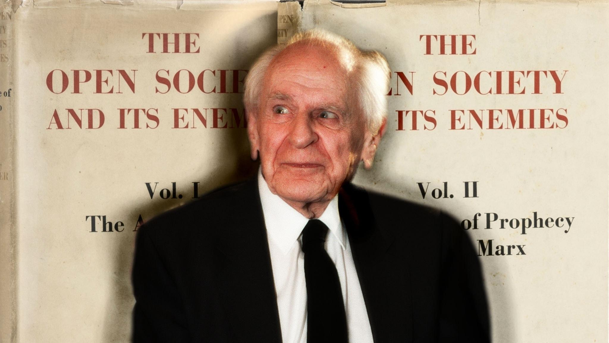 Vår nihilistiska tid behöver Karl Popper