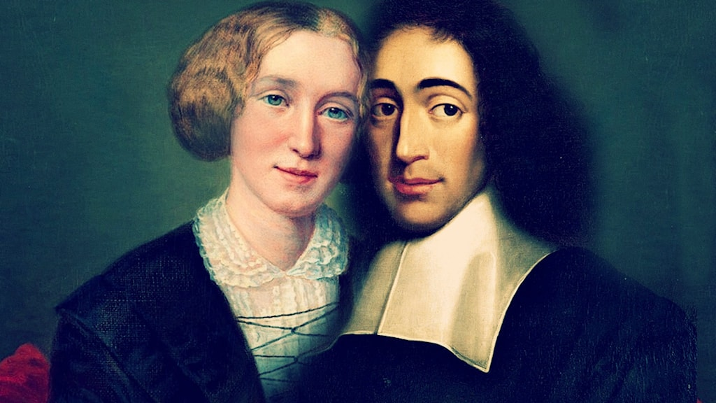 Eliot och Spinoza