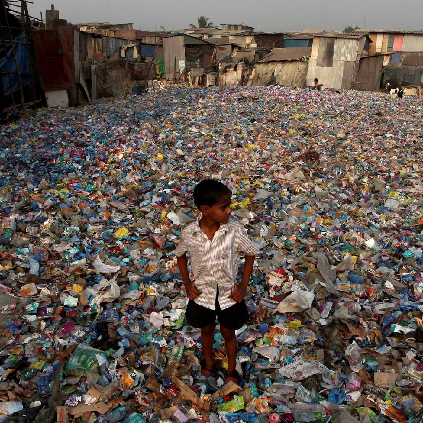 hur återvinns plast
