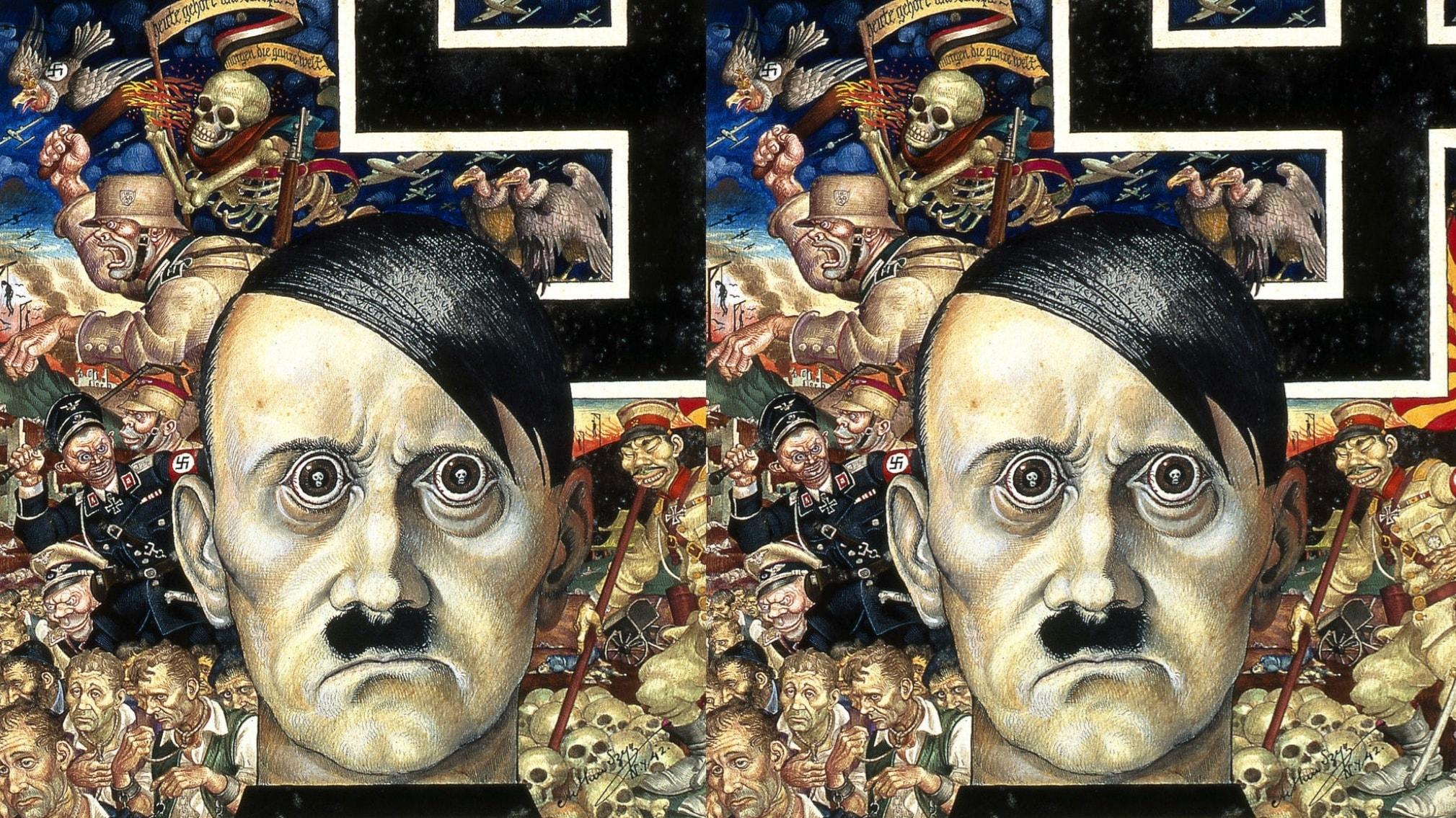 Drömmar 3: Nazismens mörker kröp fram om natten