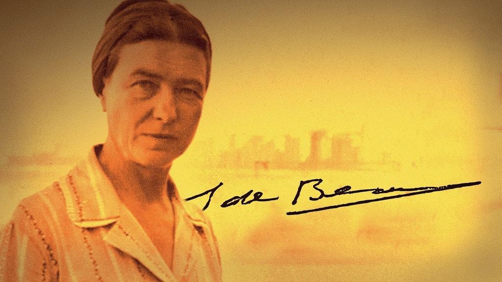 Simone de Beauvoir föddes 1908 och dog 1986.