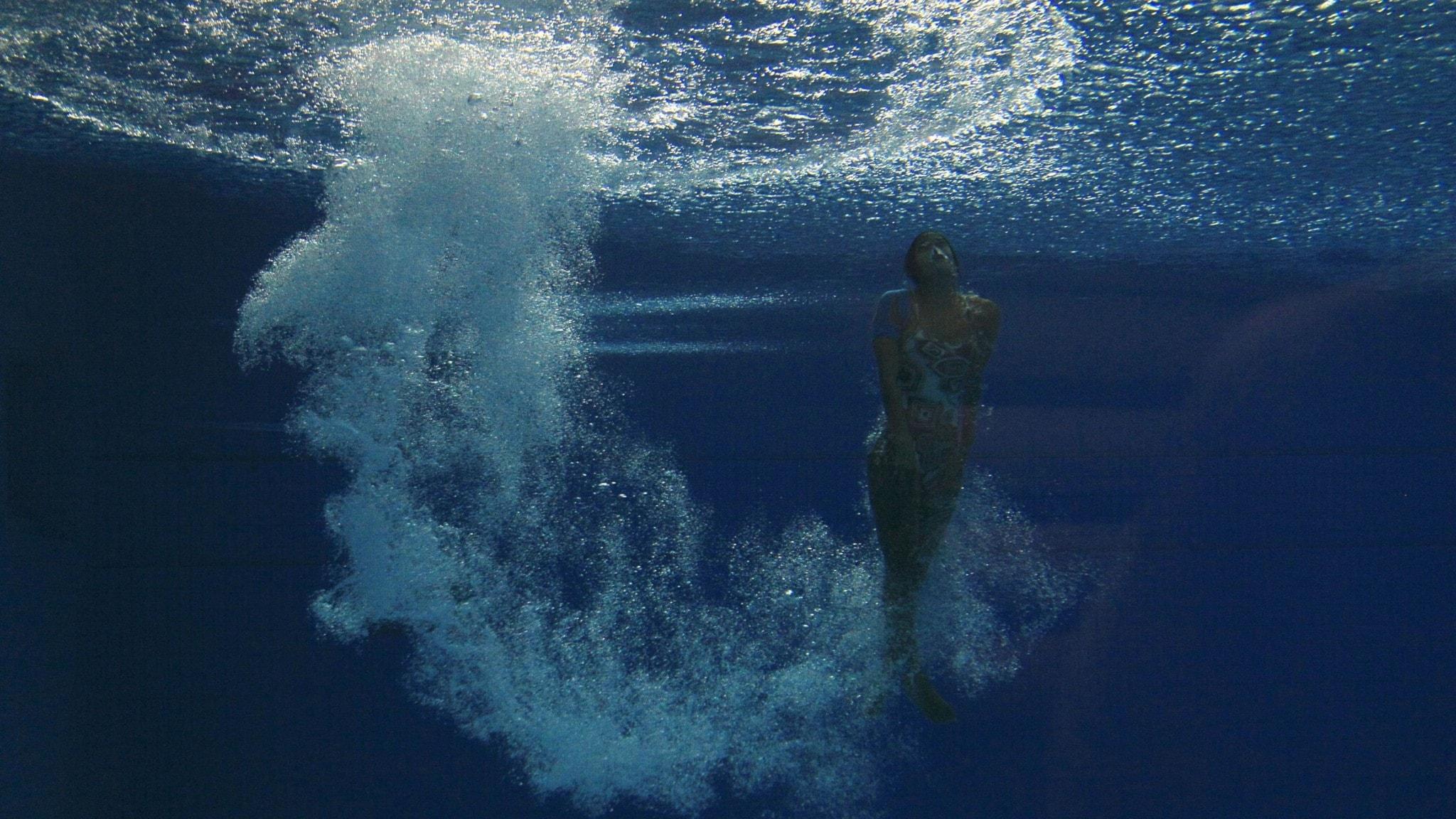 En kvinna under ytan