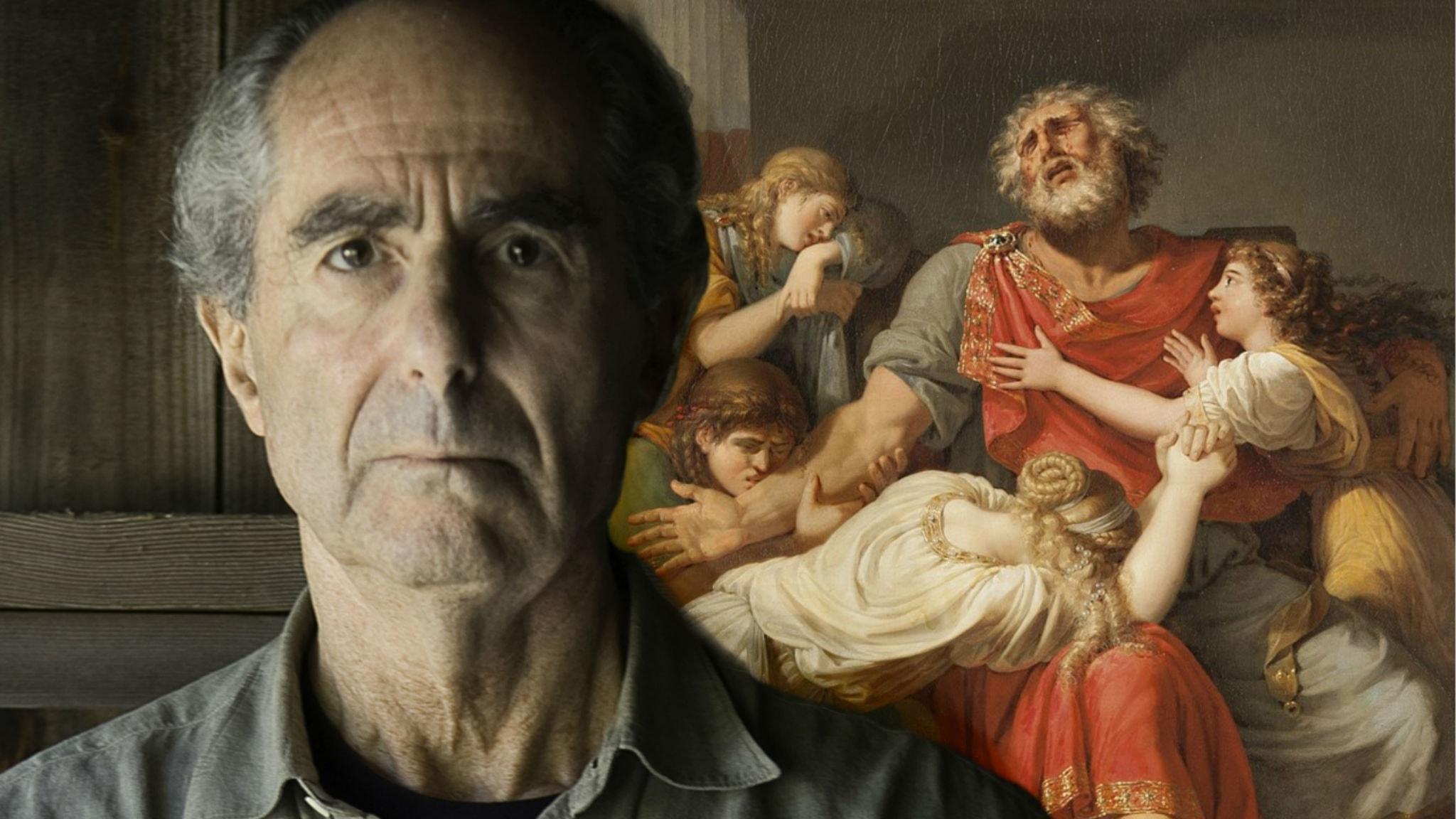 Philip Roth och Oidipus.