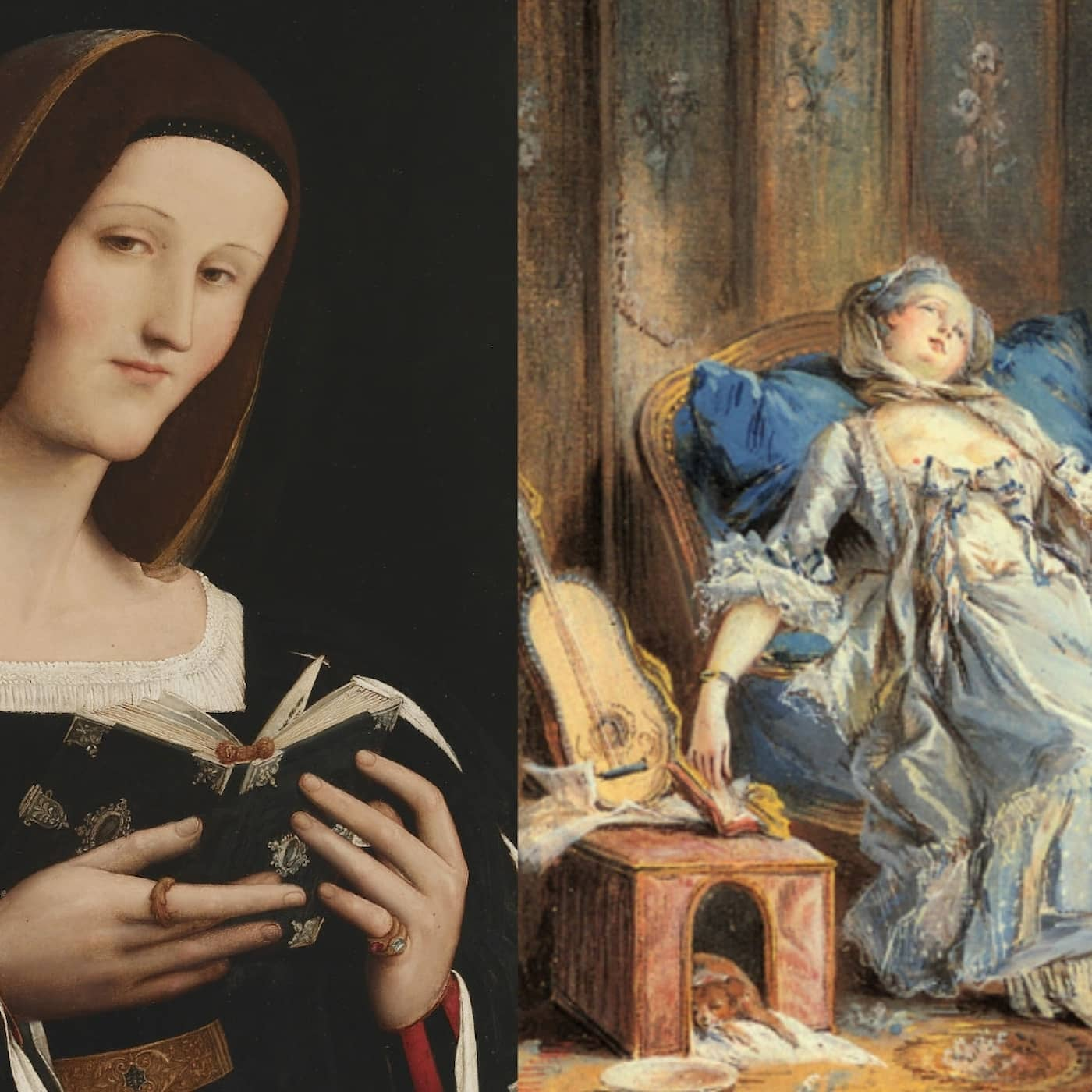 Att läsa 3  Den läsande kvinnan är aldrig neutral 6c523ecd66cca