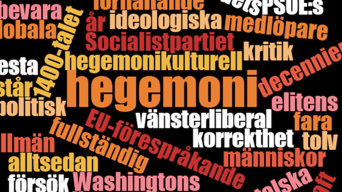 Hegemoni.