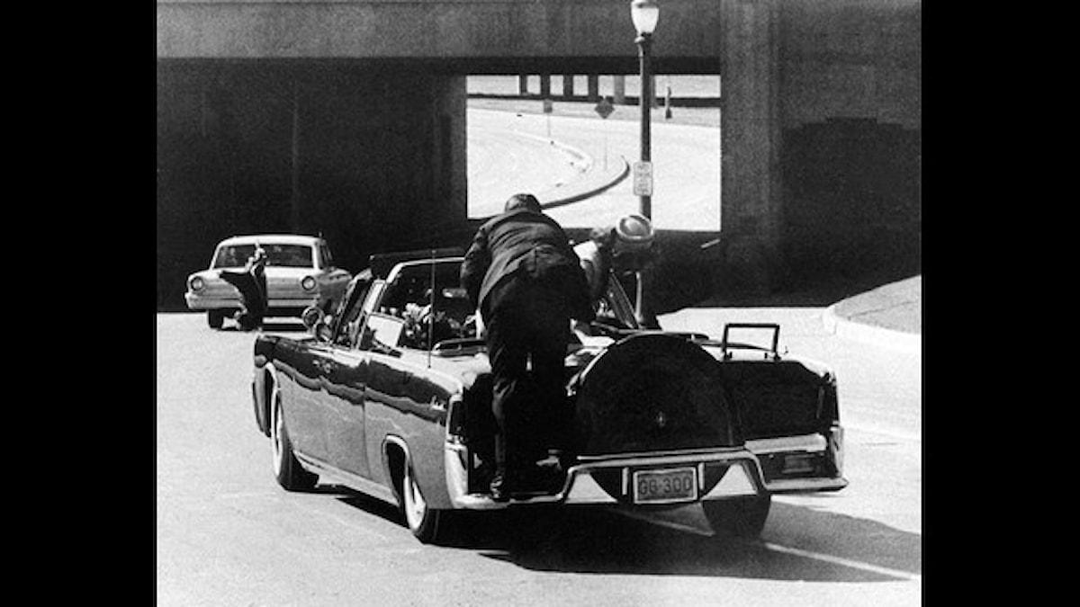 Mordet på John F Kennedy har gett upphov till många konspirationsteorier.