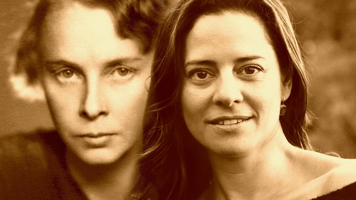 Ester Blenda Nordström och Ariel Levy.