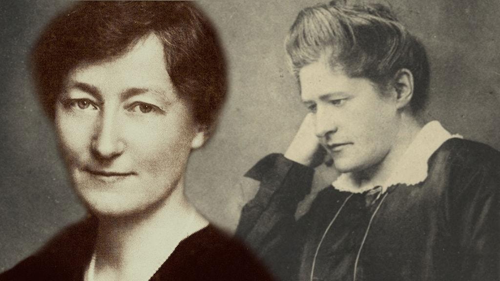 Anita Nathorst och Lydia Wahlström.