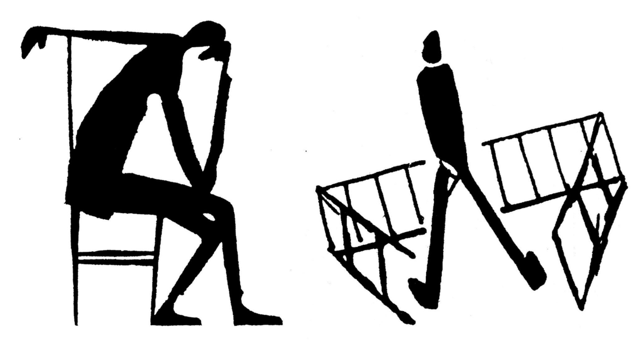 Kafkas teckningar.