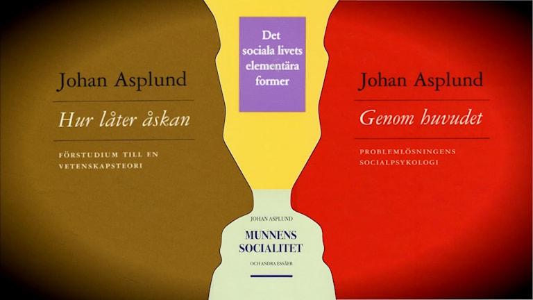 Jag är en annan: Johan Asplunds teorier om människan