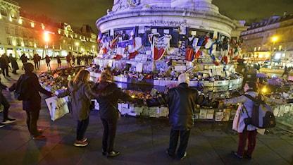 Årsdagen av Parisattentaten