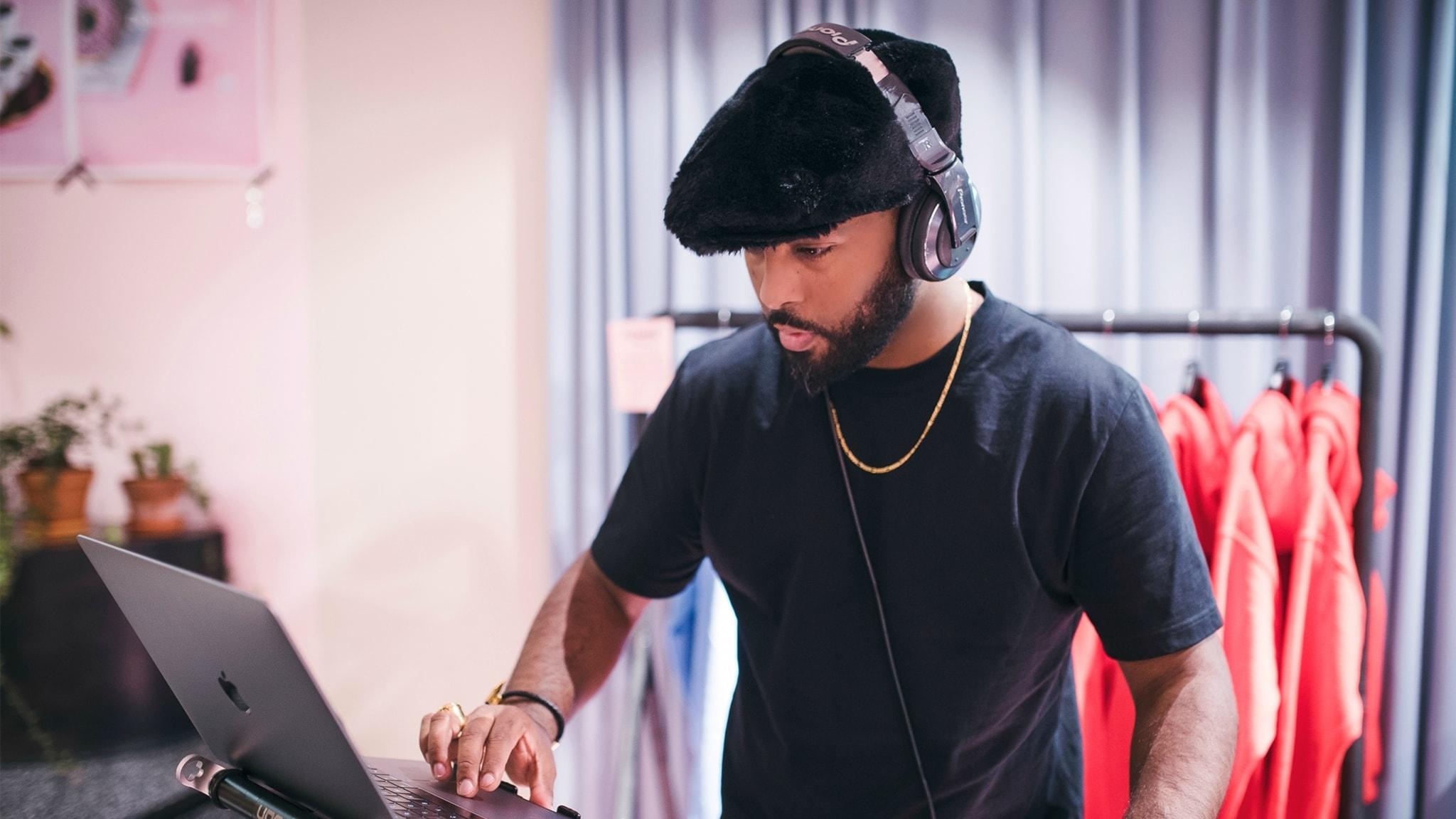 P3 med DJ Finest