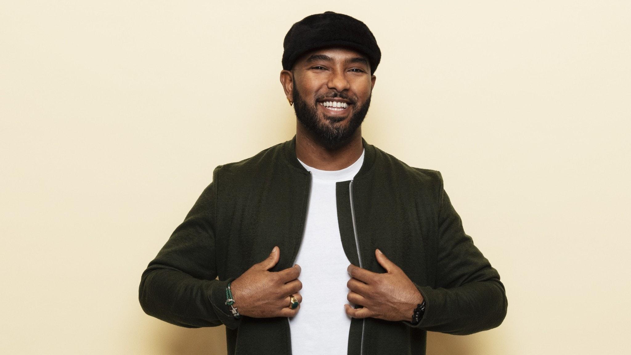Hiphop, R'n'B och Soul i P3 med DJ Finest