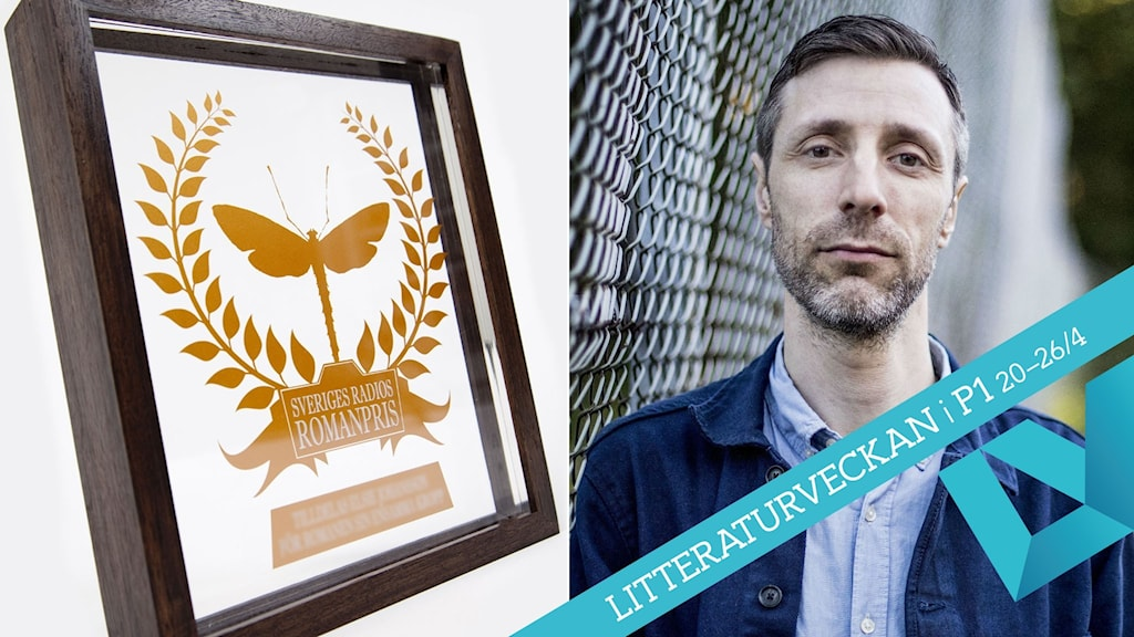 Sveriges Radios Romanpris, poeten David Vikgren.