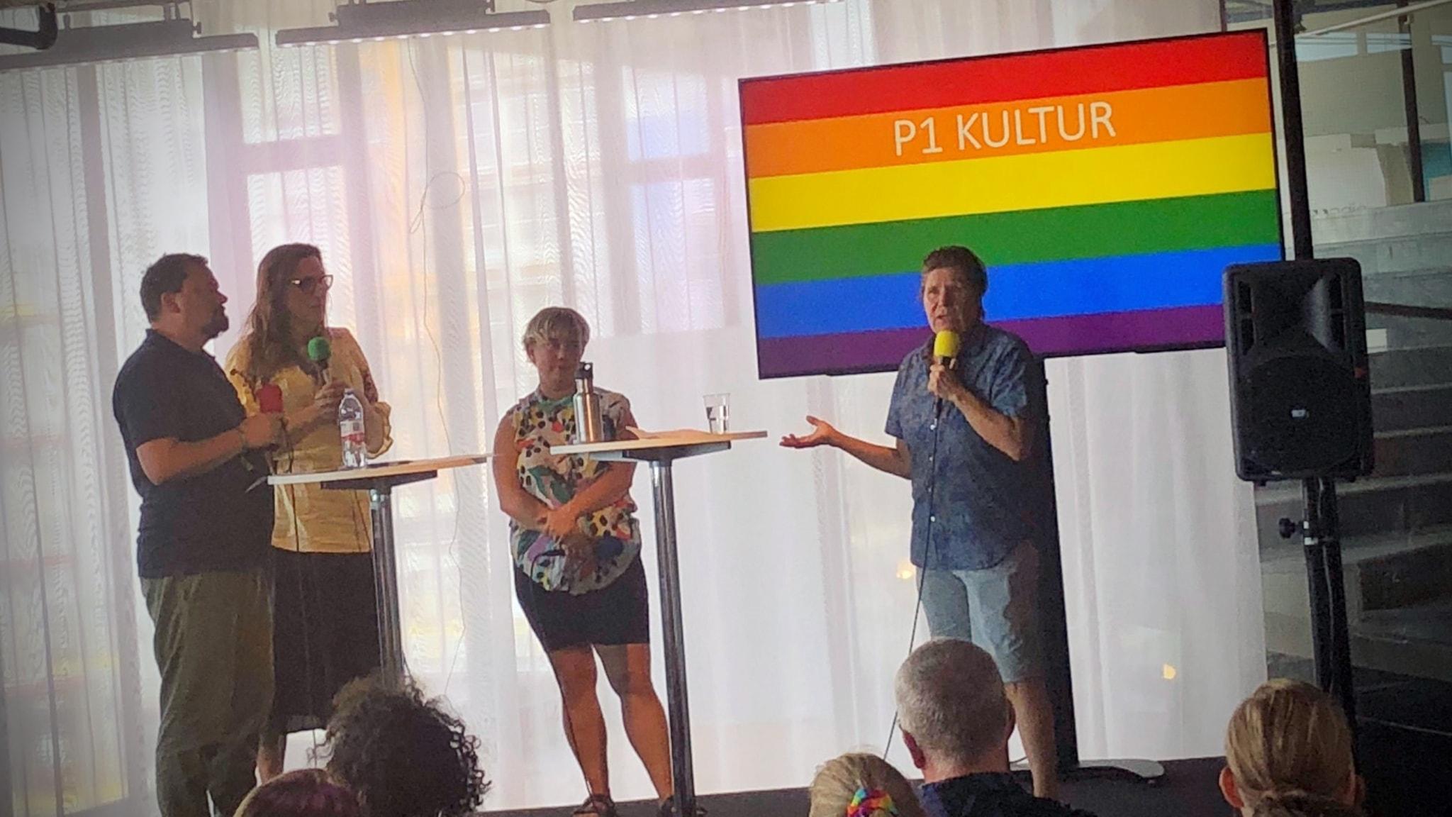 Hur skrivs svensk queerhistoria?