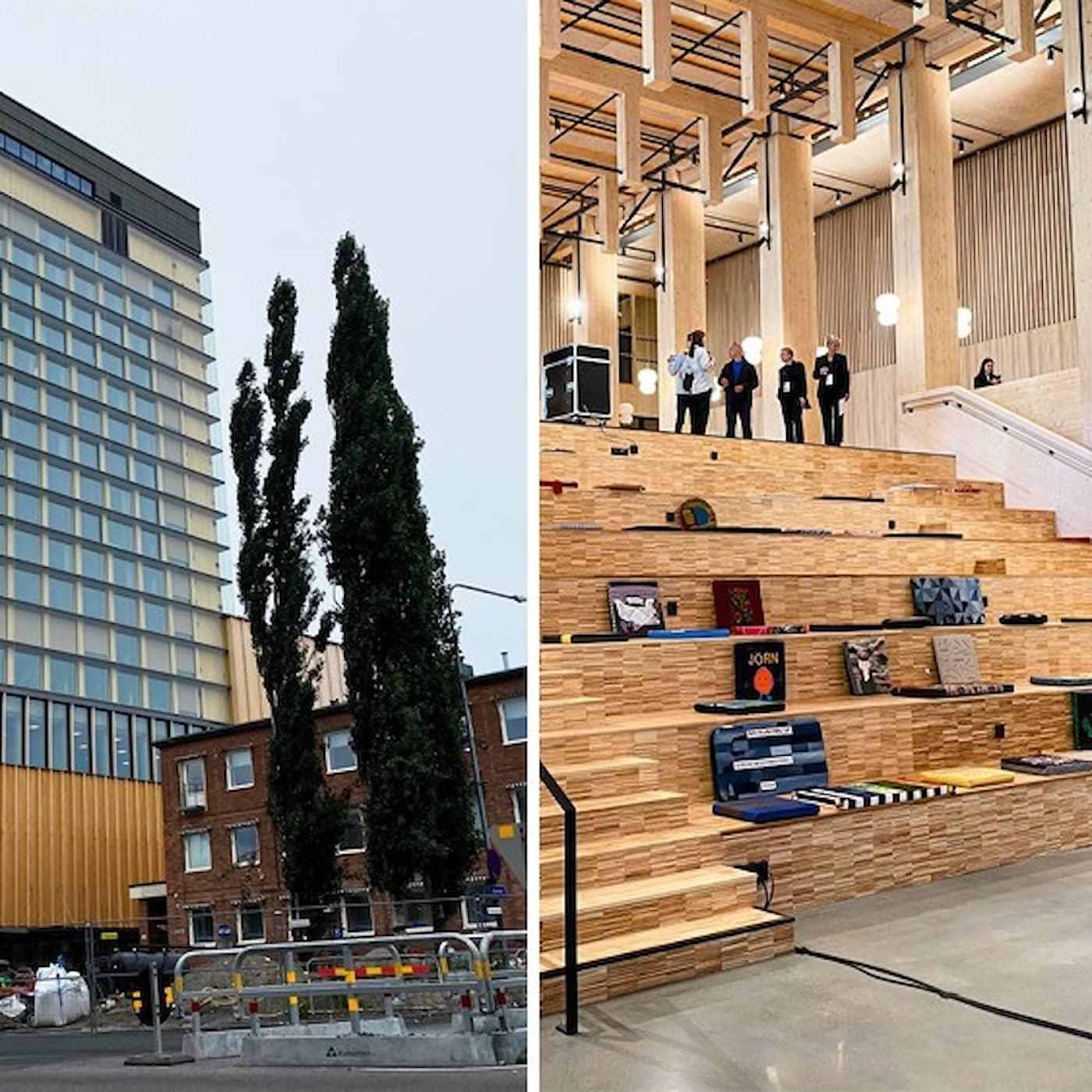 Förväntan blandas med kritik när kulturhuset Sara i Skellefteå slår upp portarna