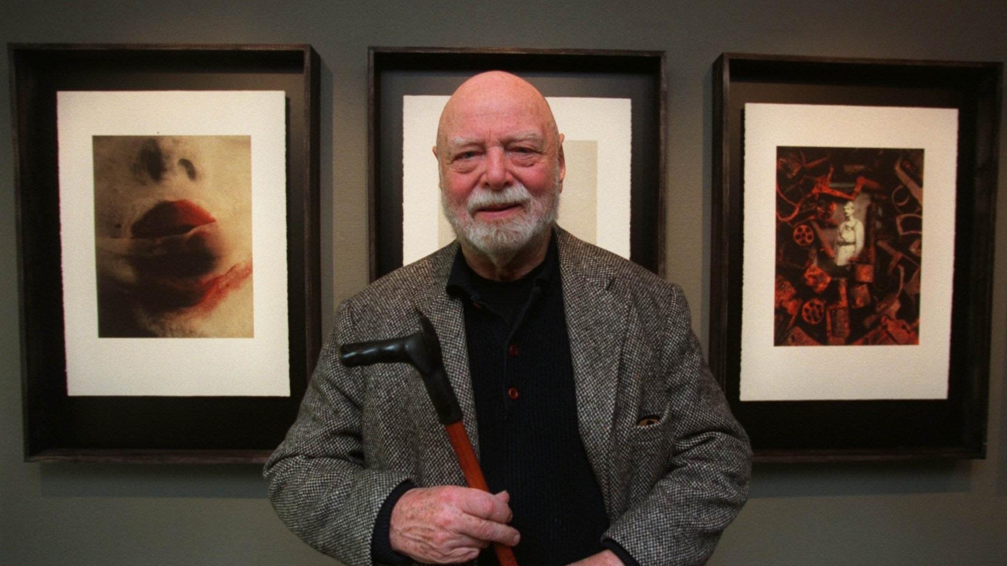 Christer Strömholm – den legendariske fotografen