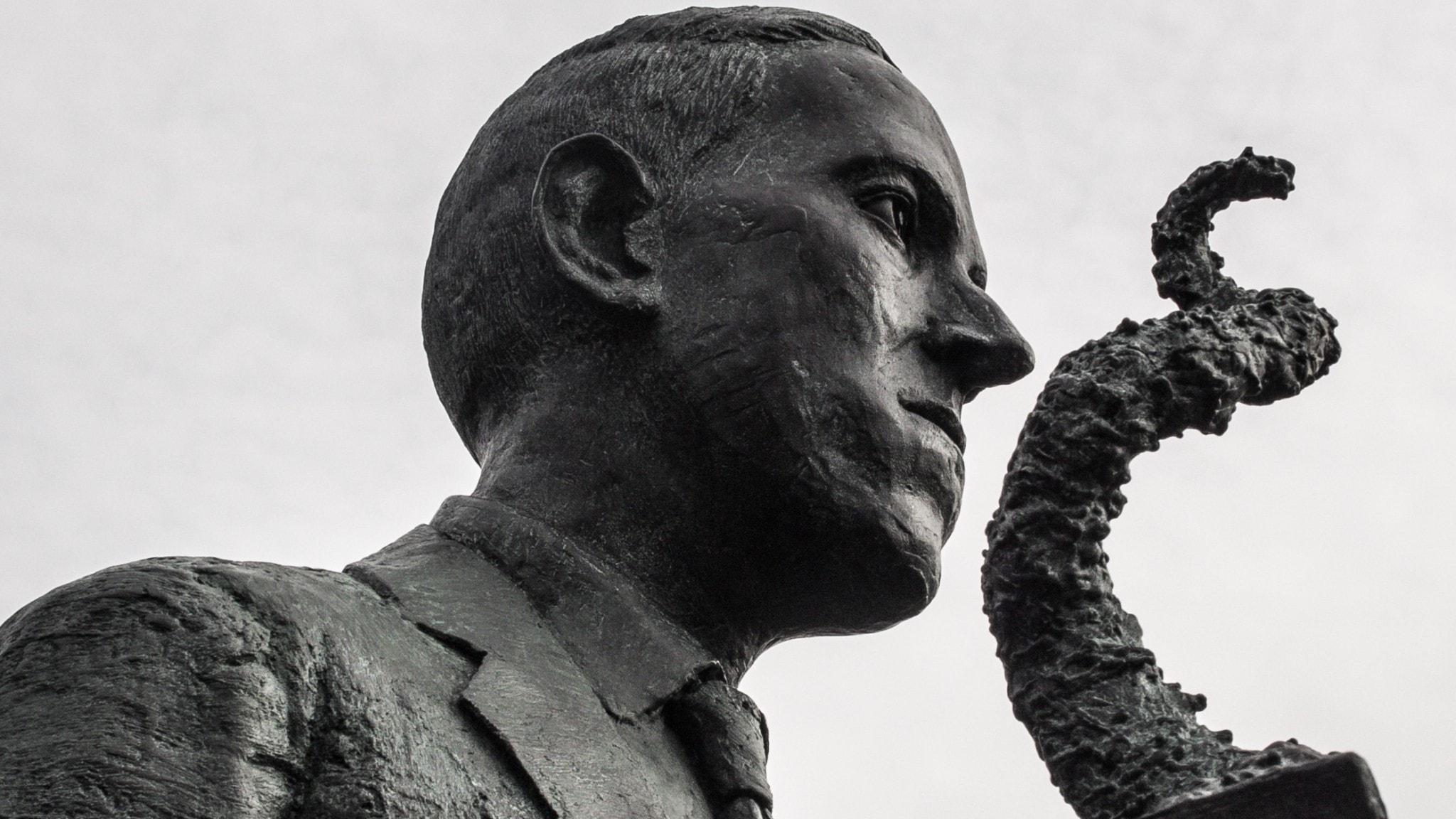 H P Lovecrafts mörka magi – vi tecknar profilen av en omsusad skräckförfattare