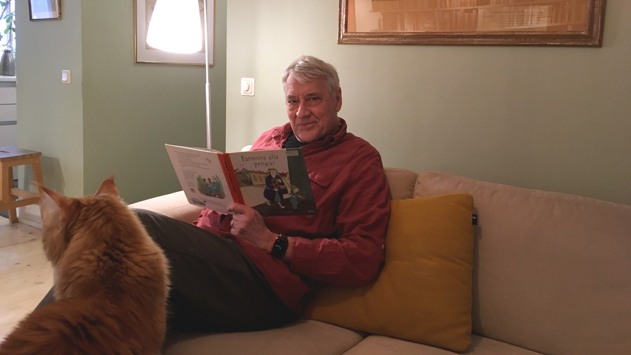 Författaren Ulf Nilsson