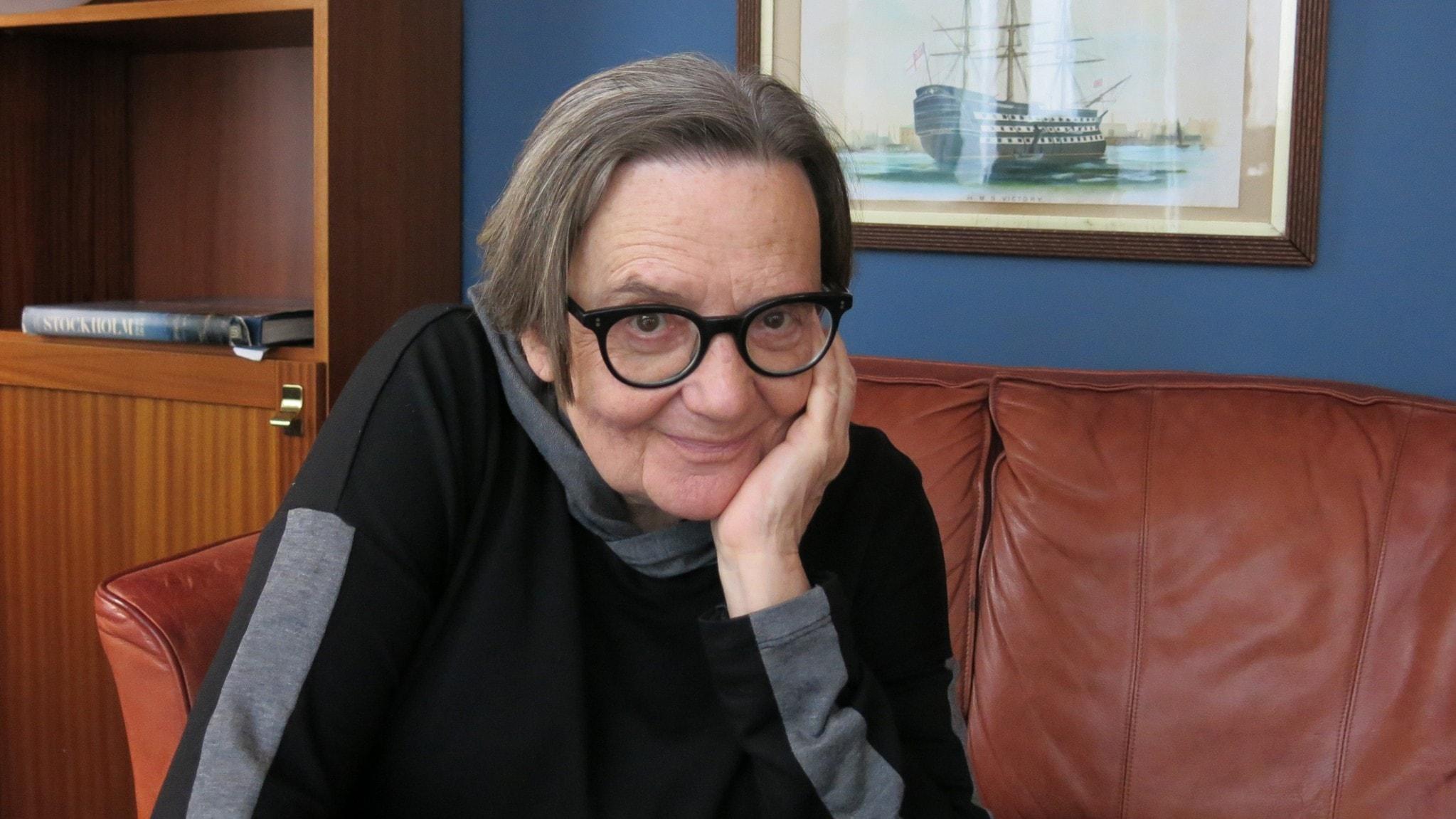 Olga Tokarczuks bästis berättar om ett manus de slet med i två år