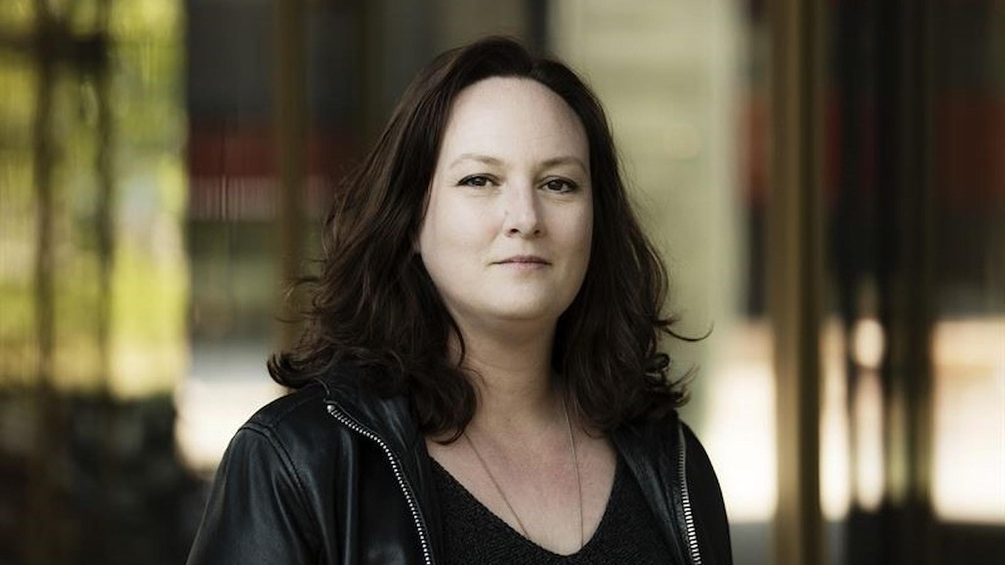 Författaren Jessica Schiefauer