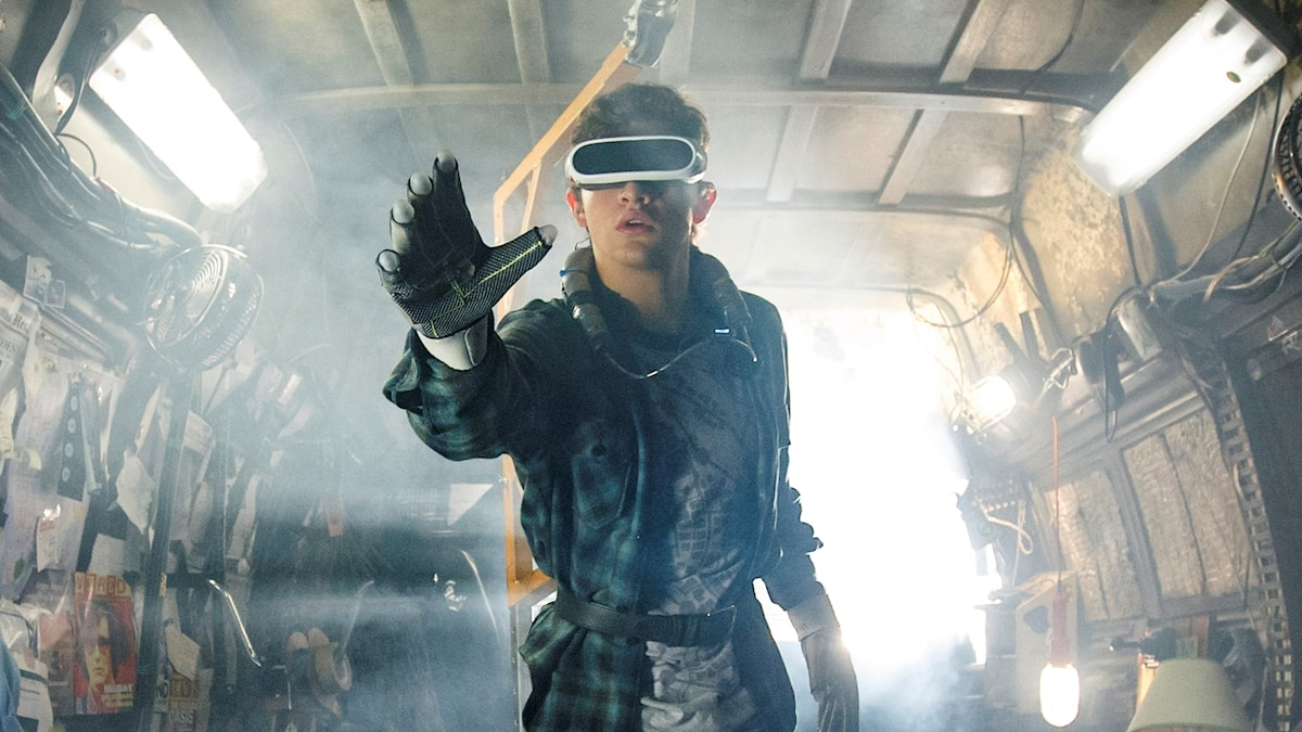 "Tye Sheridan i ""Ready Player One""."