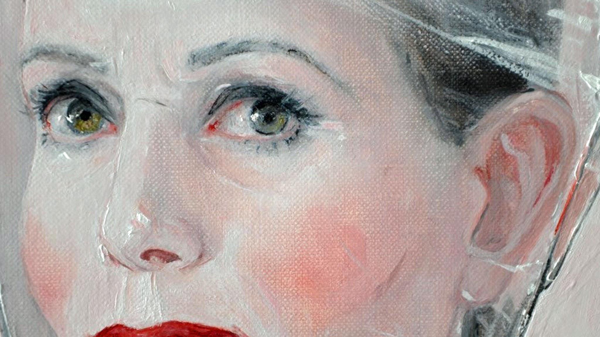 Akademisk porträttkonst
