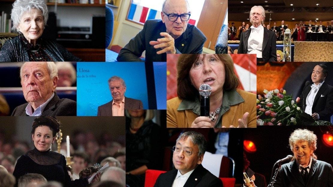 Tiotalets Nobelpris i backspegeln